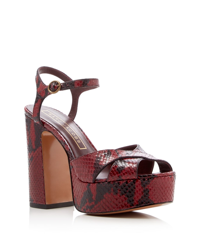 Trend scarpe autunno Marc jacobs