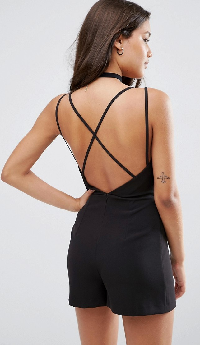 Mini jumpsuit minimal