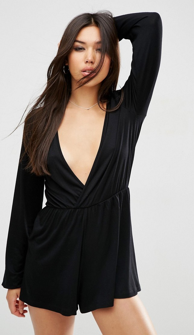 Mini jumpsuit minimal