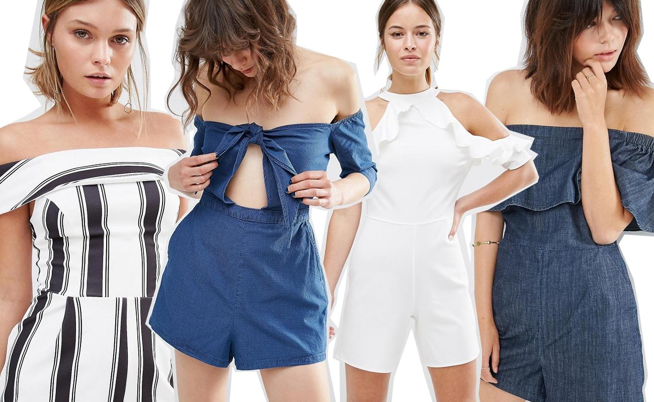 Mini jumpsuit: a righe, boho, classiche…30 modelli scelti per voi