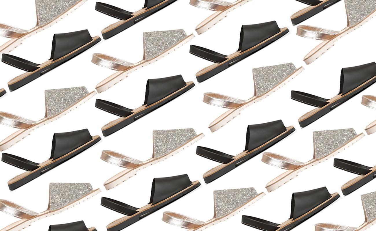 Minorchine, i sandali spuntati comodi ed economici