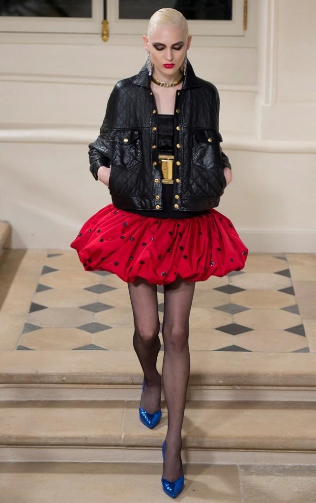 Tendenze moda per l'autunno/inverno 2016-2017: estremi anni 80