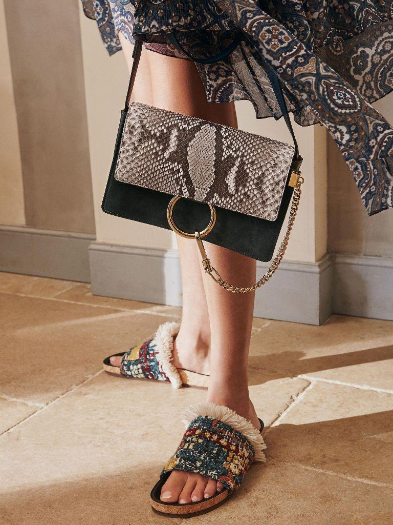 La collezione Chloé di borse per l'autunno 2016: tutte le novità
