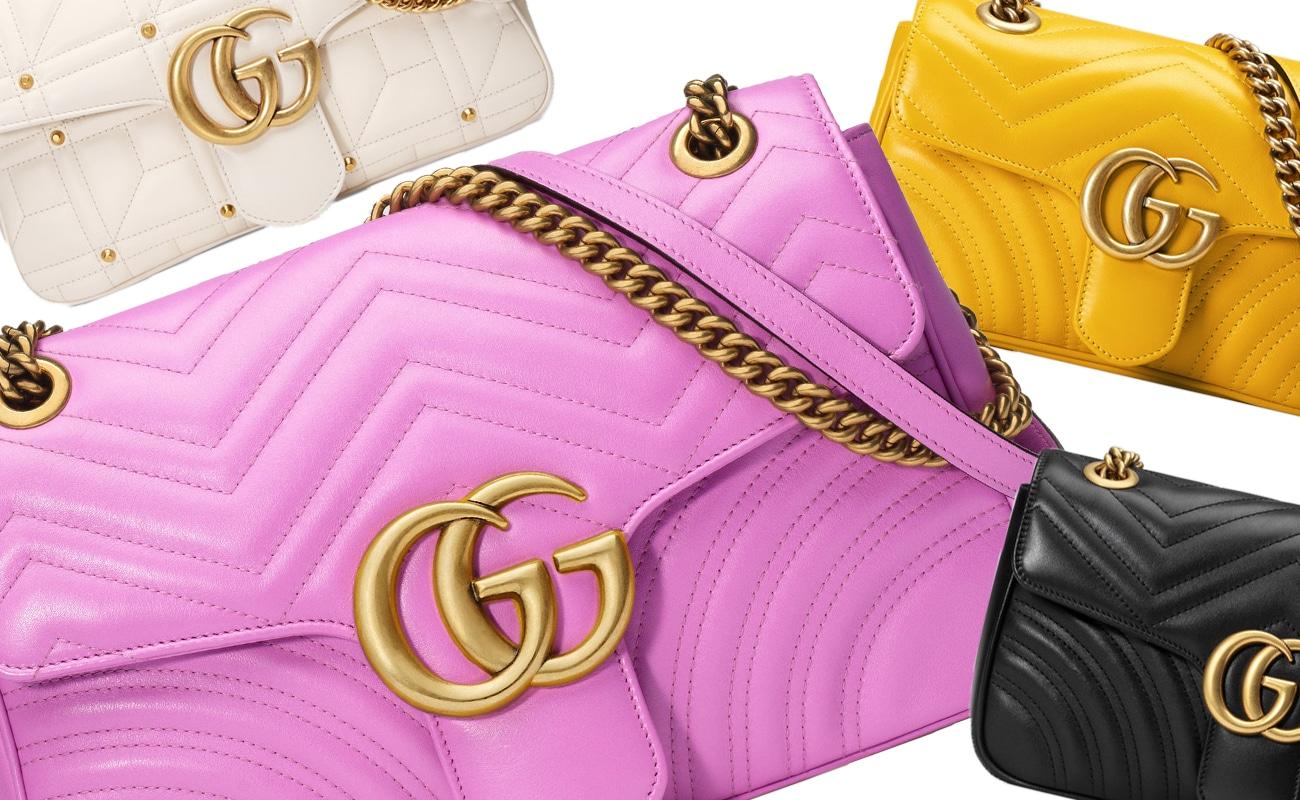 Gucci Marmont, la postina con la doppia G è la IT bag della Maison fiorentina