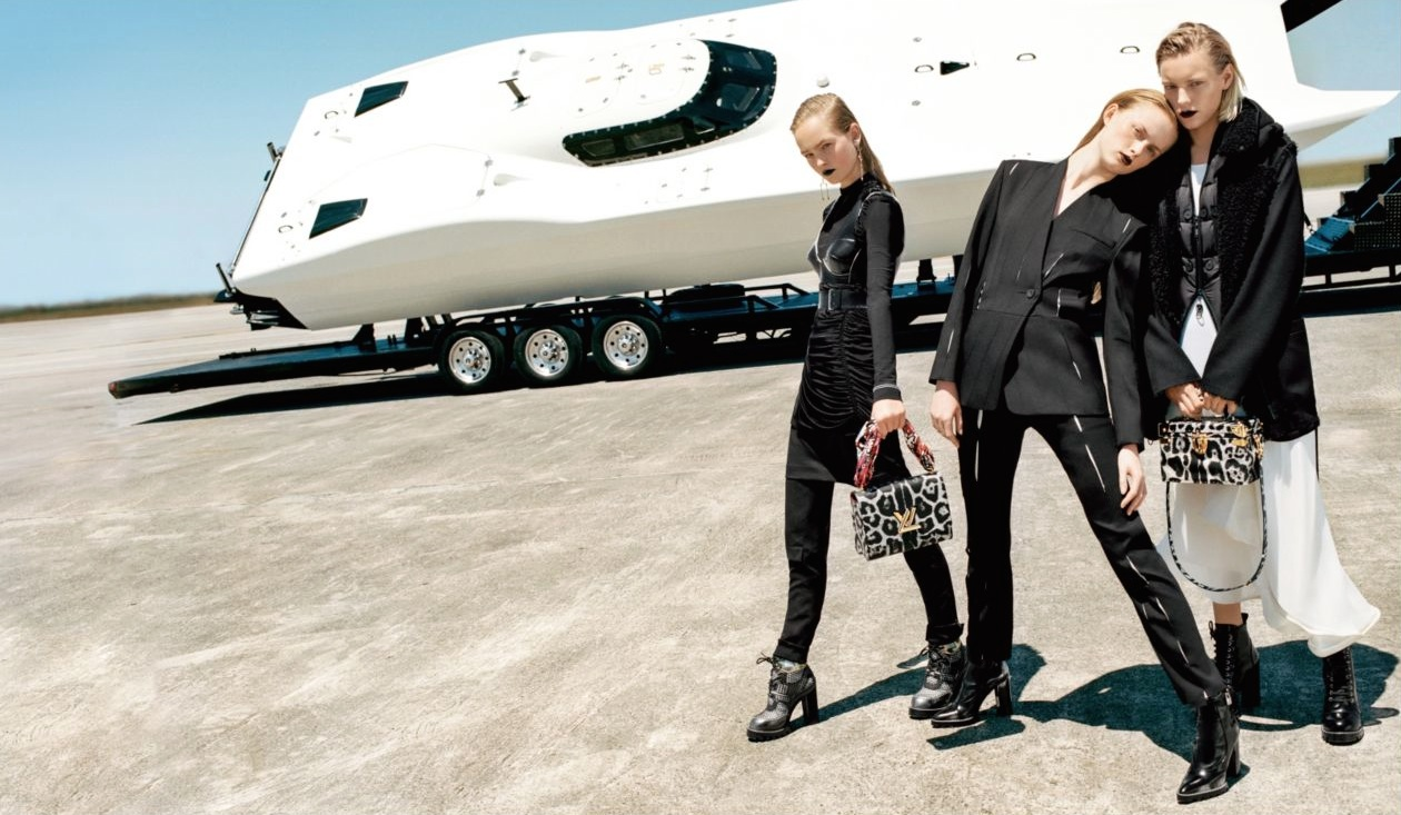 Louis Vuitton: tutte le nuove borse per l'autunno 2016