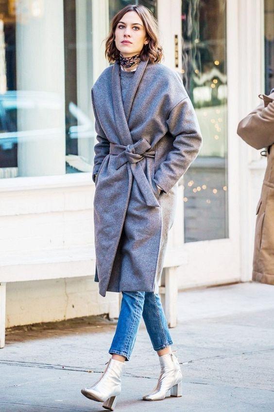 scarpe metalliche consigli outfit