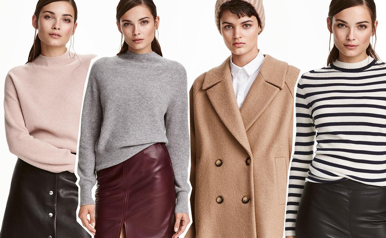 """H&M Premium Quality, la linea di """"lusso"""" del marchio svedese low cost"""