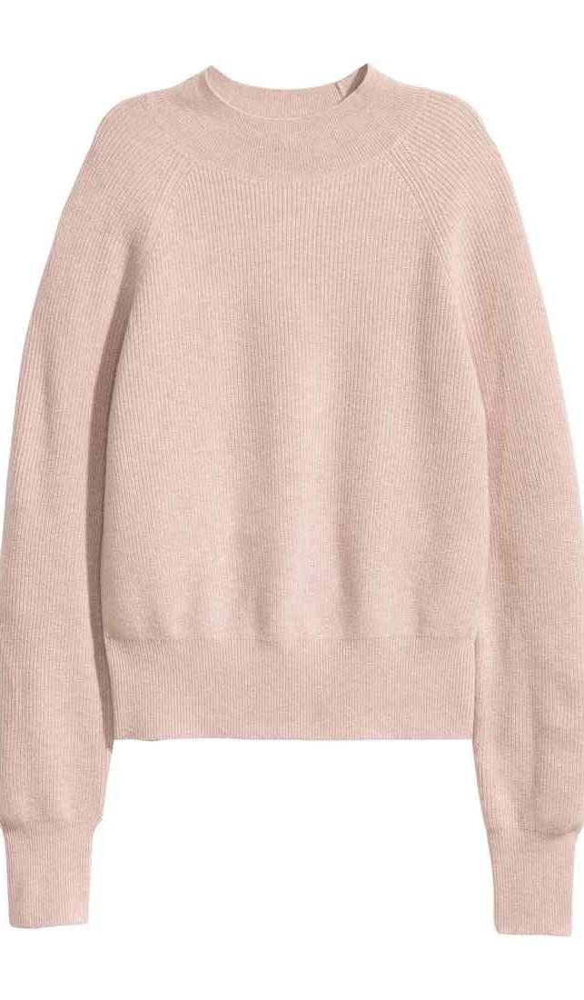 H&M Premium Quality: pullover in cashmere