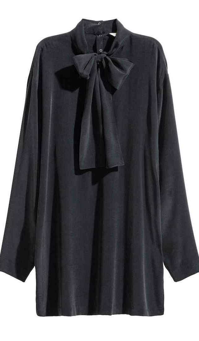 H&M Premium Quality: camicia in seta