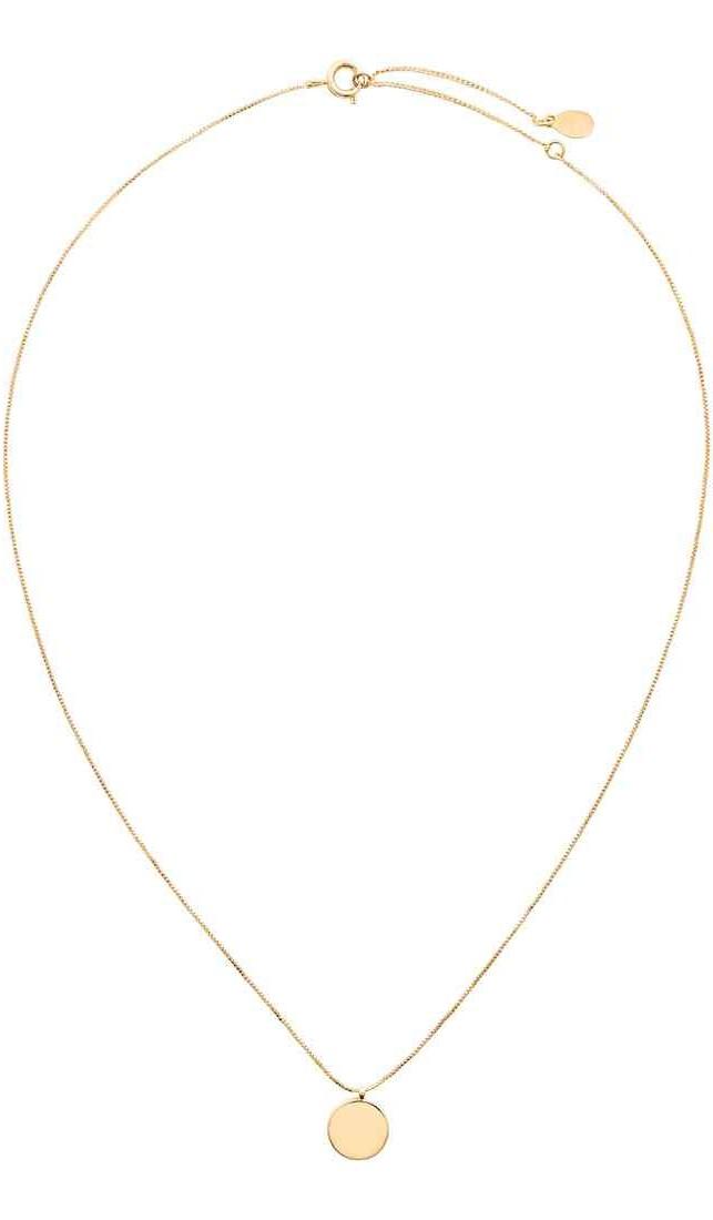 H&M Premium Quality: Collana placcata in oro