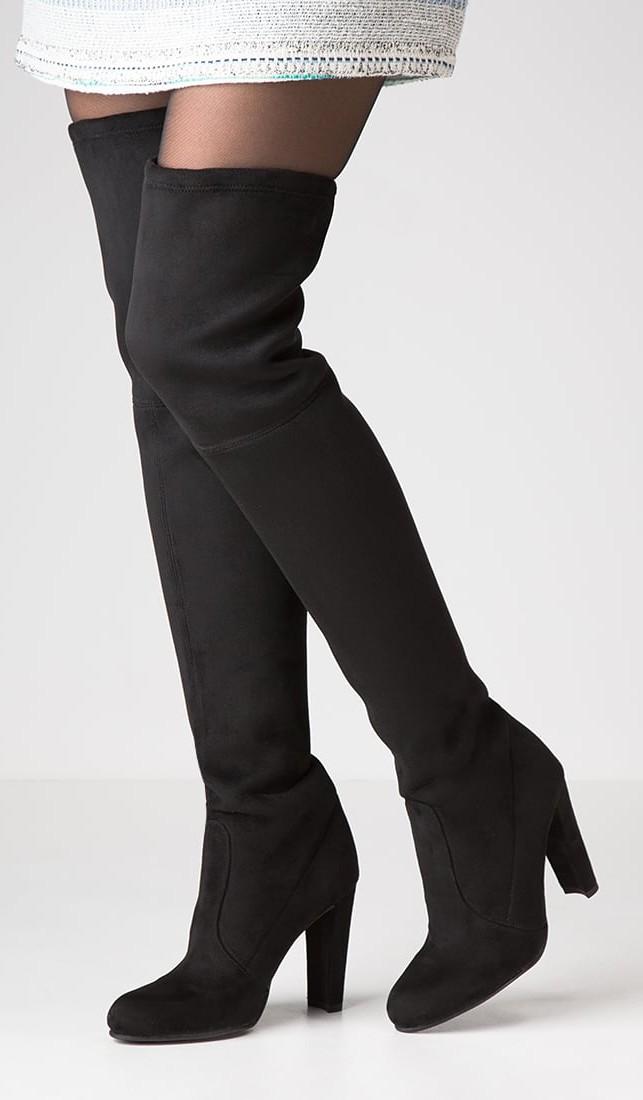Stivali sopra il ginocchio abbinamenti