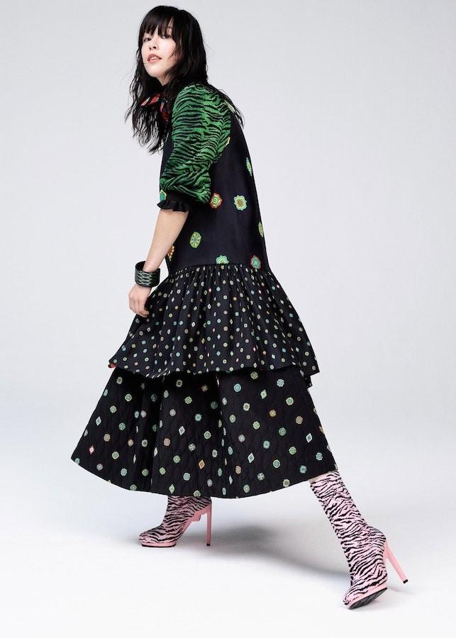 Kenzo per H&M: foto e prezzi
