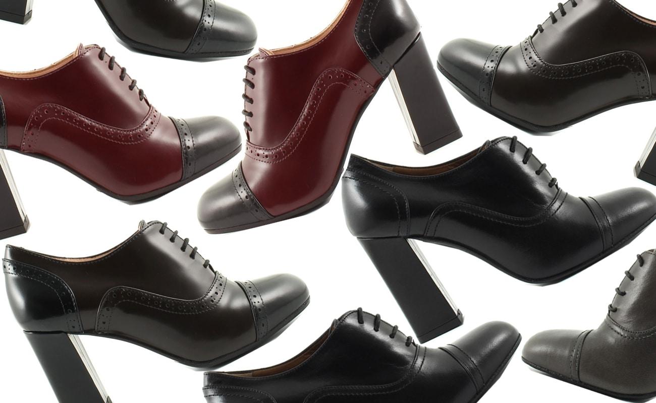 Scarpe francesine: come abbinarle
