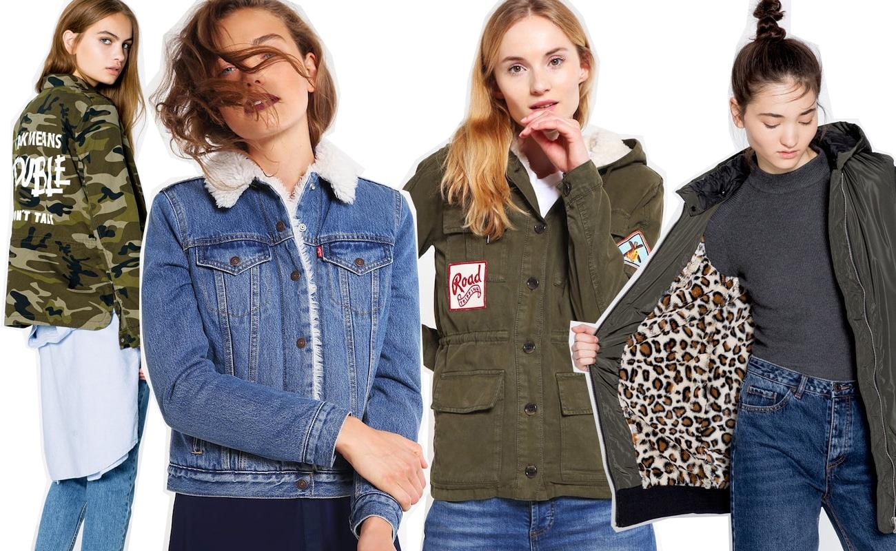 5 giacche perfette per la mezza stagione