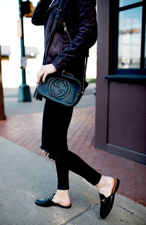 Mules, sabot o loafer: come abbinare le ciabattine stile Gucci