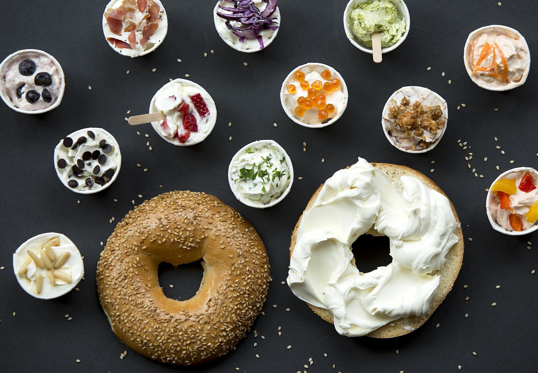 """Bagel: i consigli e le ricette di Myriam, autrice del libro """"The bagel company"""""""