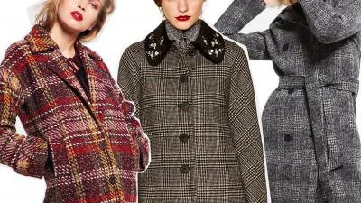 Cappotti a quadri: come indossare il cappotto a quadri e 18 idee shopping