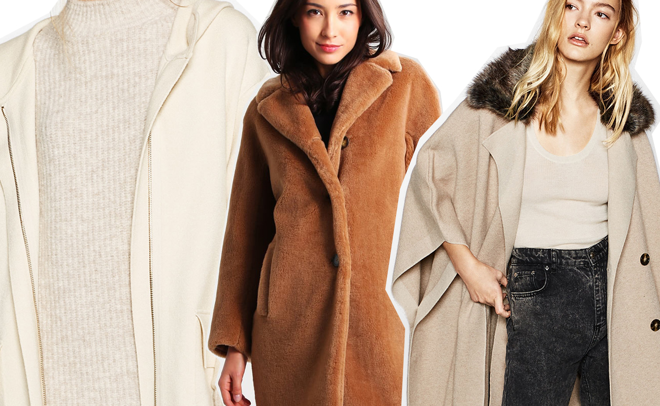 Cappotti color sabbia, 19 idee alternative al classico camel coat