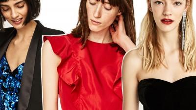 Non sai cosa indossare a Natale (o Capodanno 2017)? Ci pensa Zara