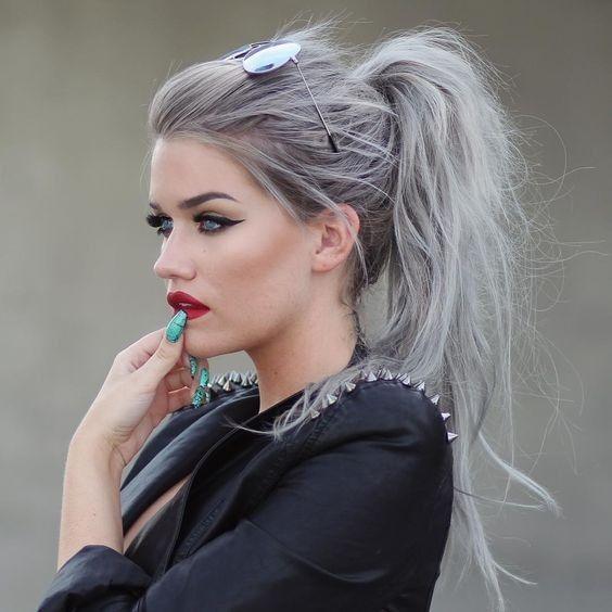 capelli grigi tinta fai da te