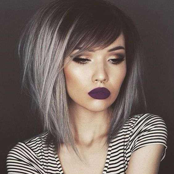 capelli grigi colore fai da te
