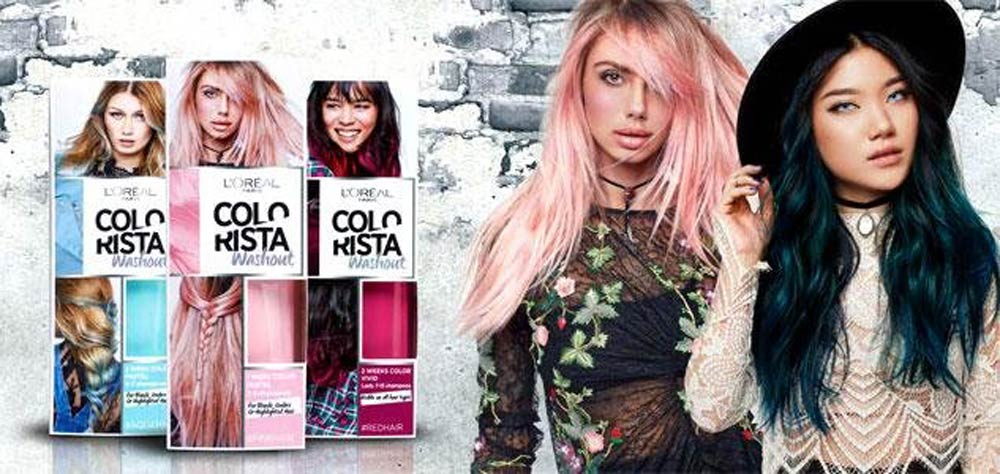 l oreal colorista washout instructions