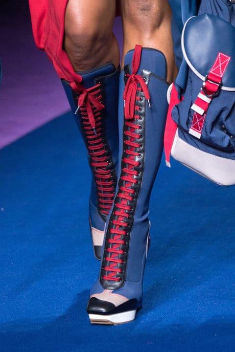 Scarpe moda 2017: ispirazione dal mondo dello sport