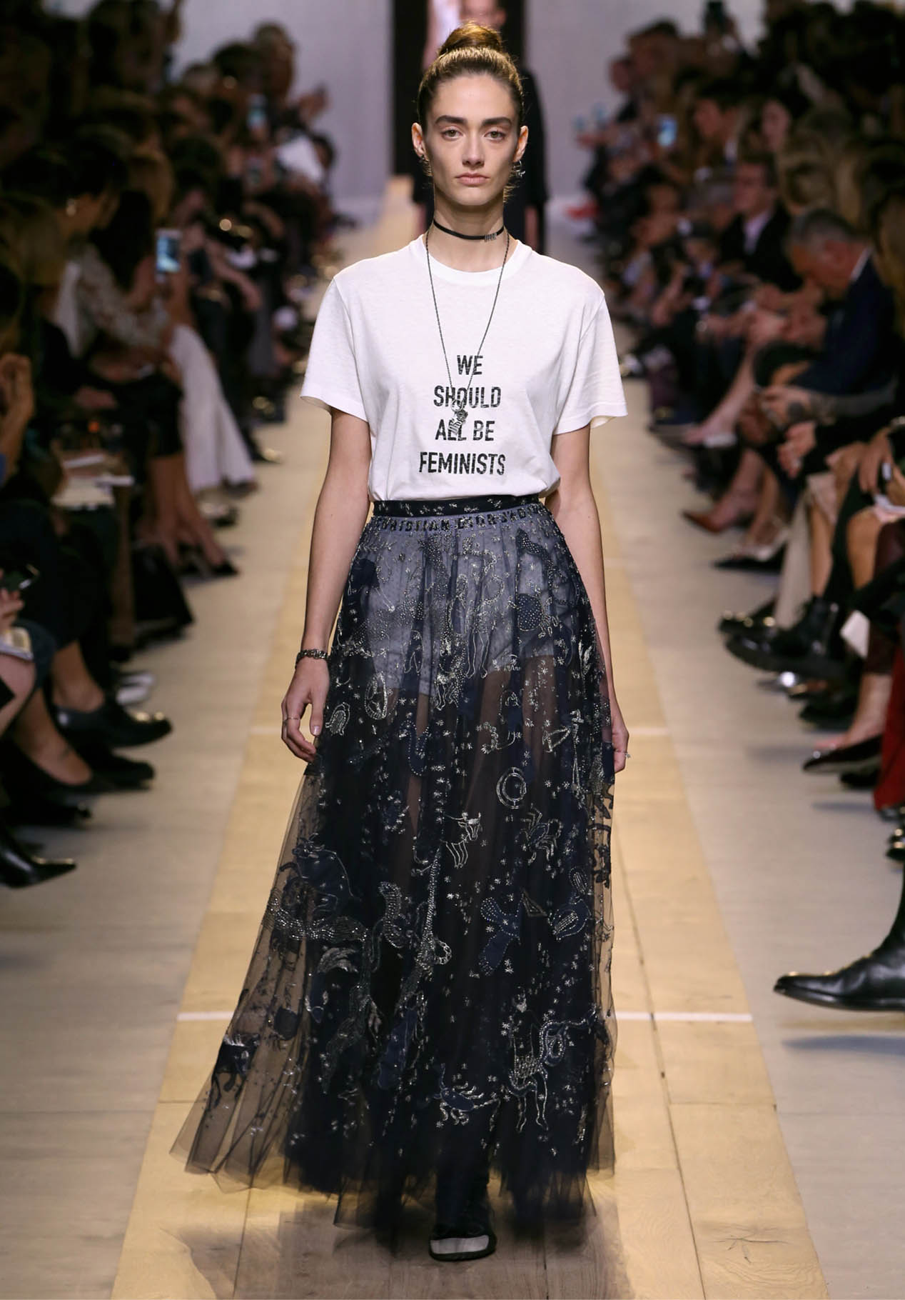 dior primavera 2017 maglietta scritte