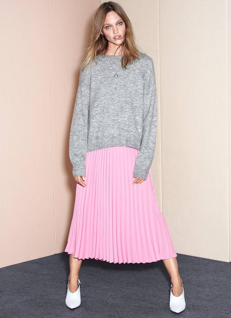 H&M e la primavera 2017, tra colori pastello e ispirazione dal mondo dello sport