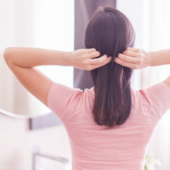 capelli colpi di sole