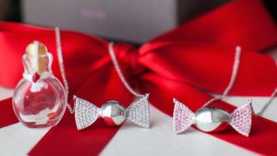 Chicca Make a wish, il gioiello per regalare un pezzettino di cuore