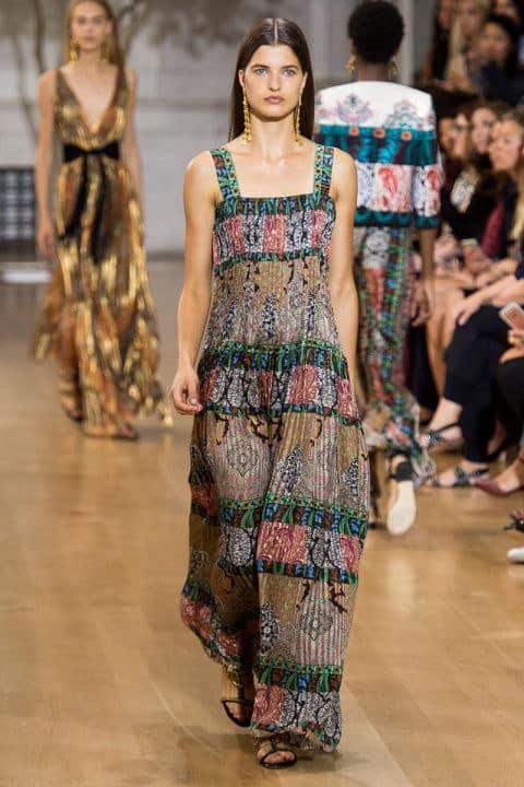 Tendenze moda primavera/estate 2017: ispirazione etnica