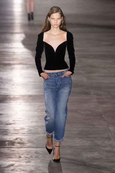 Tendenze moda primavera/estate 2017: amore per il denim