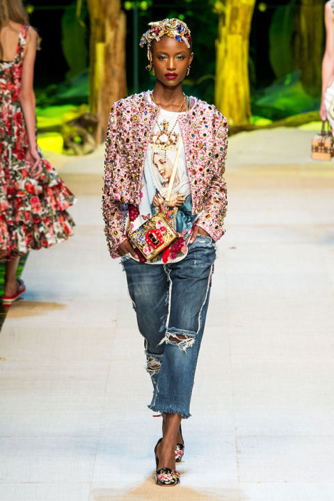 Tendenze moda primavera 2017 jeans