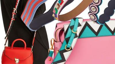 Embroidered strap: l'accessorio più cool (della borsa) è la tracolla