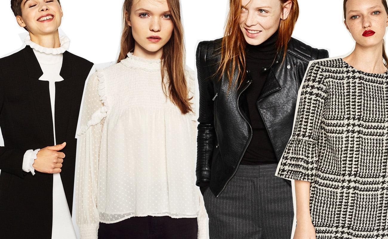 Zara giacche invernali 2017