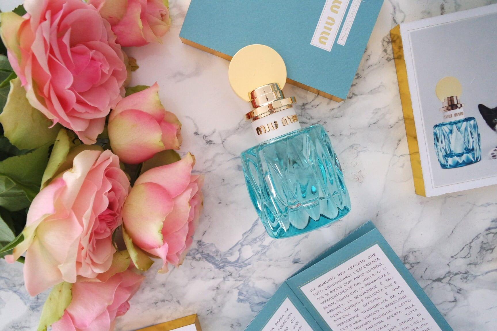 Miu miu l 39 eau bleue impulse for La mia boutique gennaio 2017
