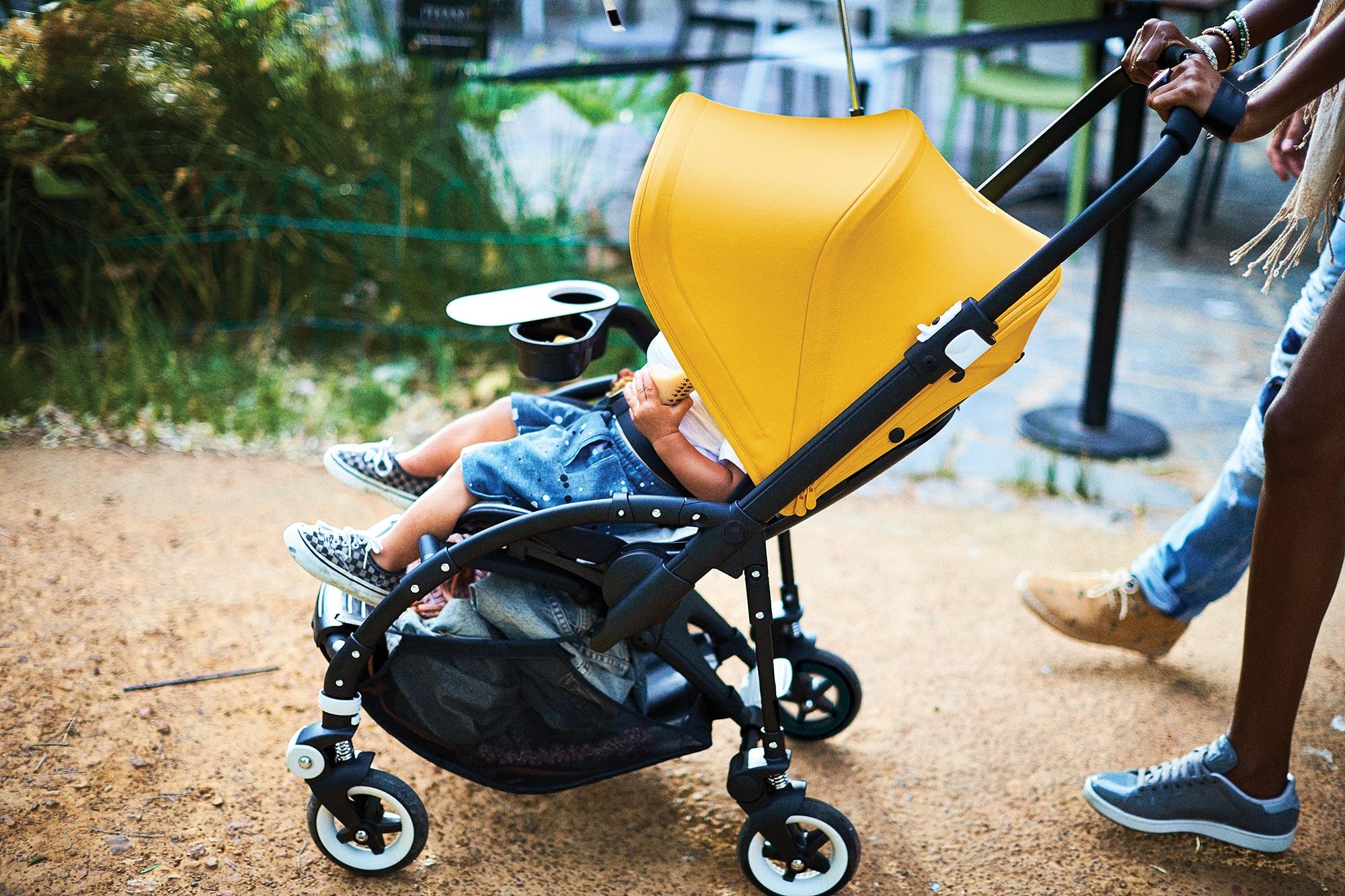 Bugaboo Bee⁵, il nuovo passeggino compatto di Bugaboo dalla personalizzazione estrema