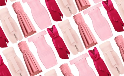 vestiti rosa primavera 2017 pink dress