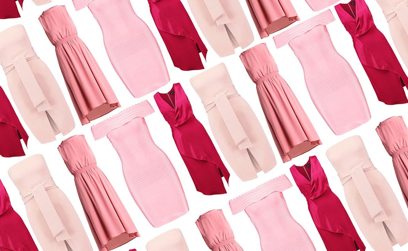 15 vestiti rosa per la primavera 2017