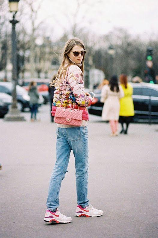 piumino corto leggero donna outfit