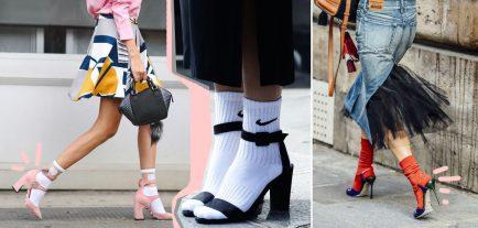 calzini di moda
