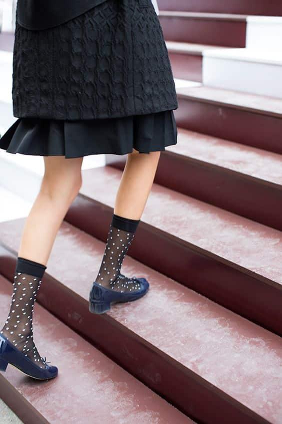 Calzini di moda: come indossarli e abbinarli