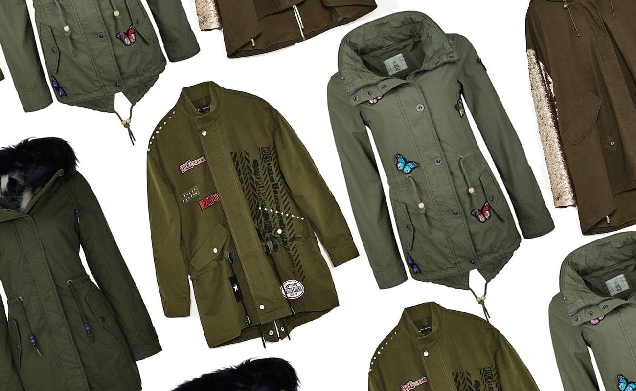 giacca militare