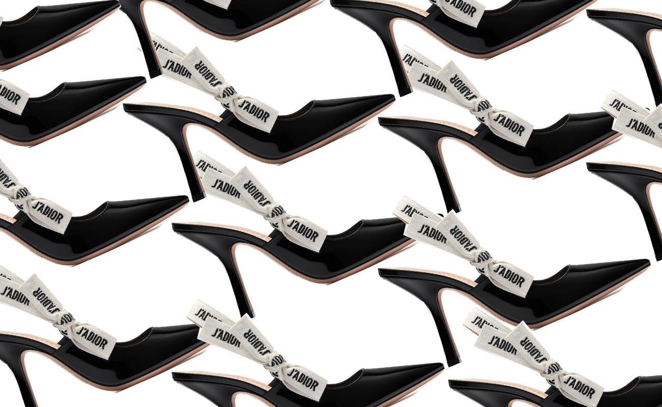 Slingback Dior: le scarpe a punta più amate della stagione
