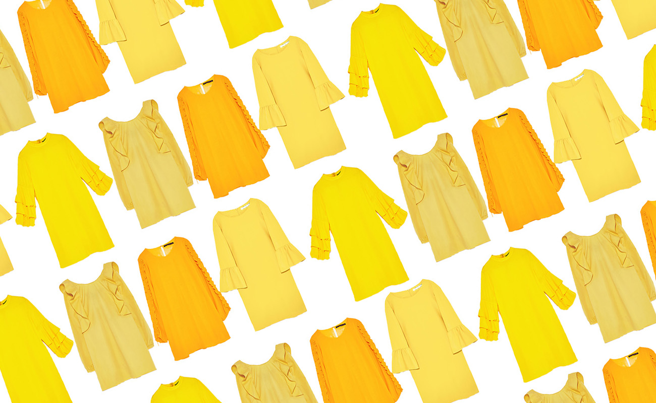 Giallo: il colore di tendenza per la primavera 2017