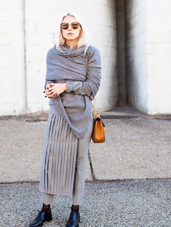 vestito sopra i pantaloni consigli e abbinamenti