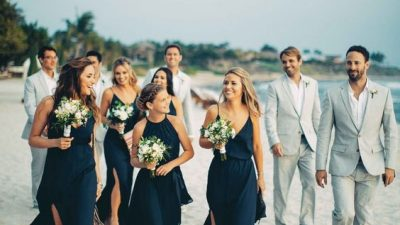 Matrimonio sulla spiaggia, come vestirsi? 30 idee shopping