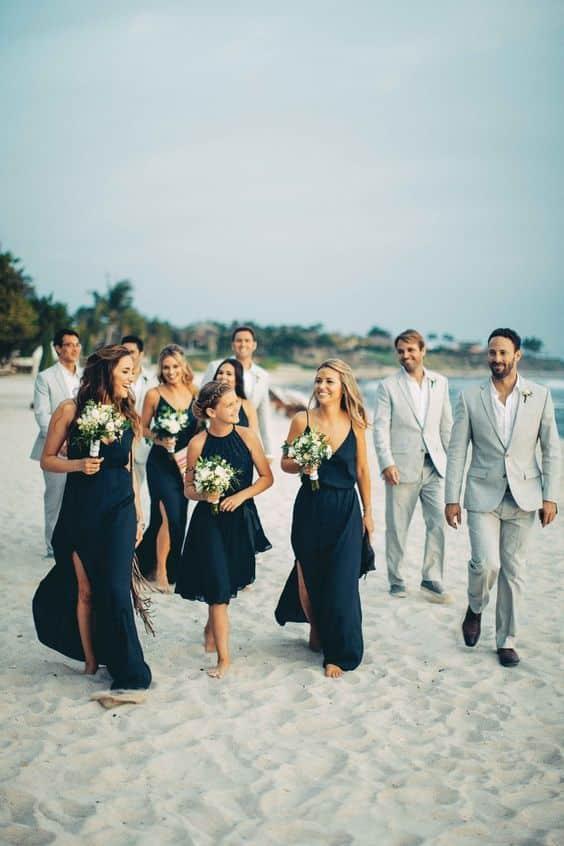Preferenza Matrimonio sulla spiaggia come vestirsi | Impulse UP17