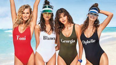 Costume personalizzato? E' la tendenza per l'estate 2017!